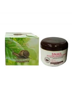 Крем для лица Naboni Snail Moisture Wrinkle Cream