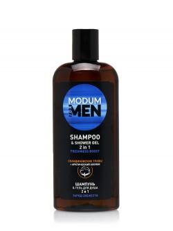 Шампунь & Гель для душа Modum For Men Freshness Boost