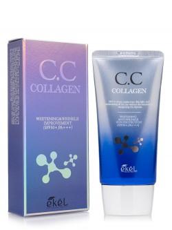 Ekel CC Collagen Whitening & Wrinkle Improvment SPF50+ PA+++
