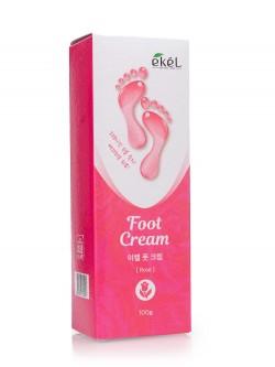 Крем для ног Ekel Foot Cream Rose