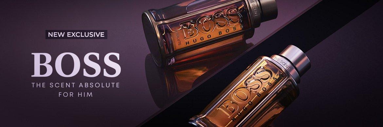 Новый эксклюзивный аромат от Hugo Boss